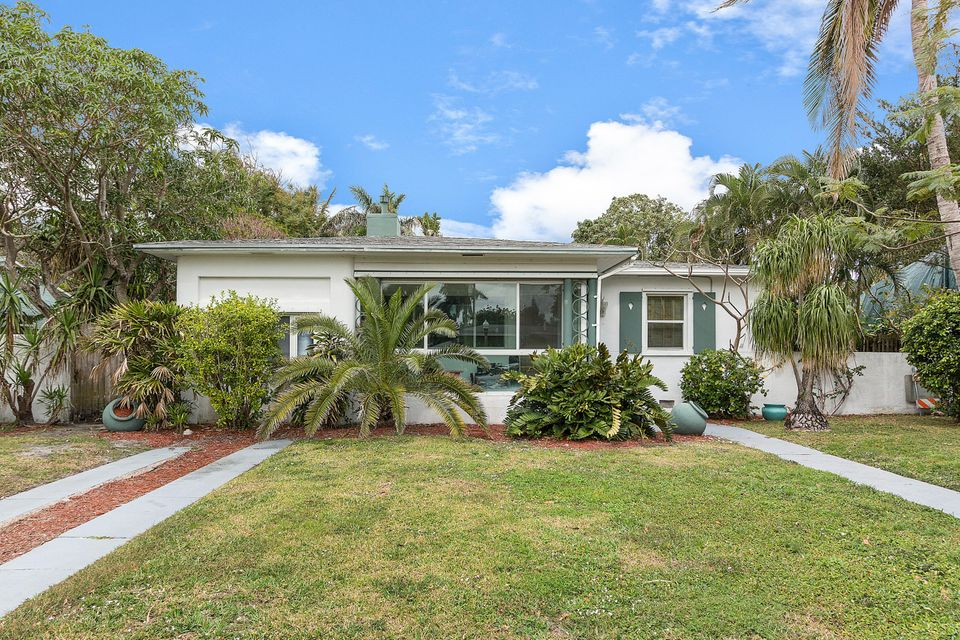 Home for sale in WENONAH PLACE West Palm Beach Florida