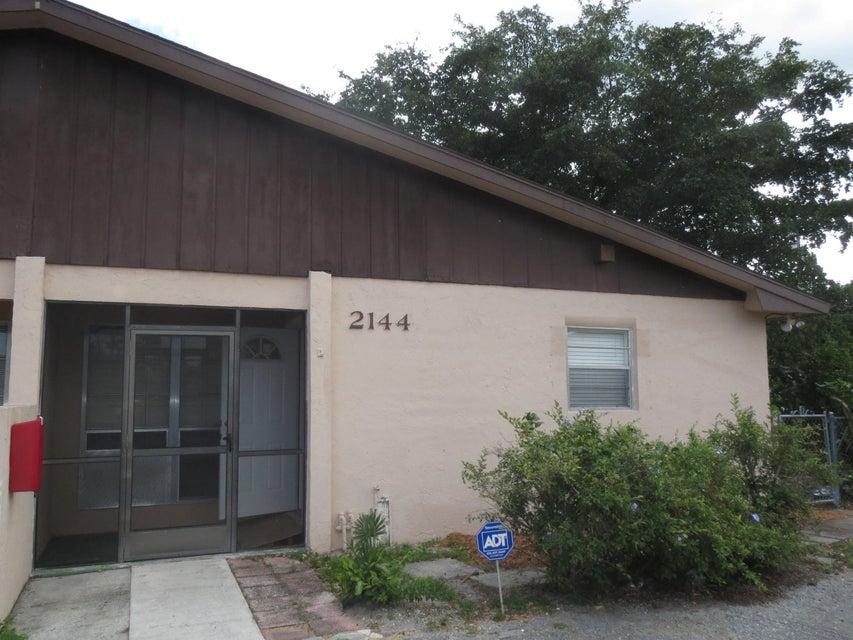2144 E Bond Drive  West Palm Beach, FL 33415
