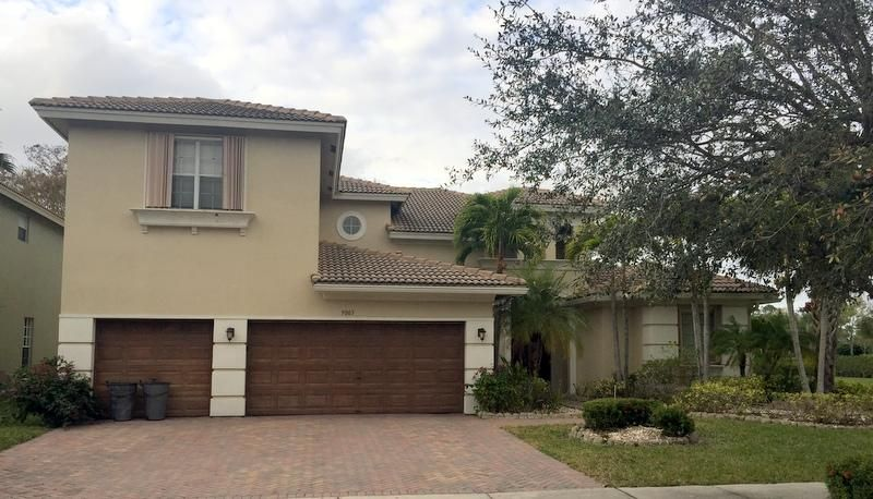 Single Family Home for Rent at 9005 Pitrizza Drive 9005 Pitrizza Drive Lake Worth, Florida 33467 United States