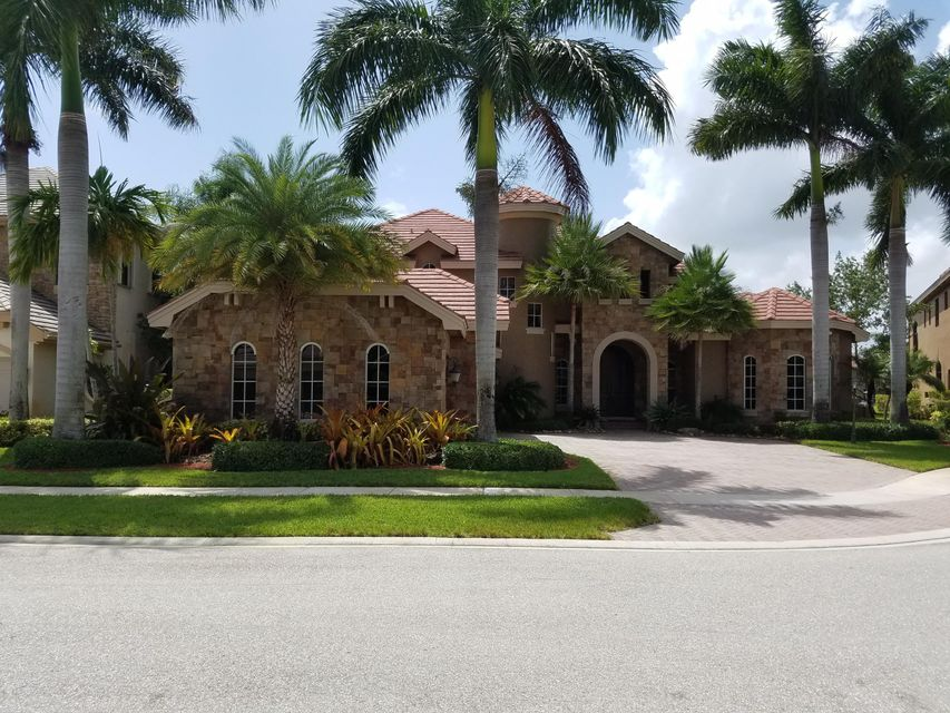 Single Family Home for Sale at 3591 Royalle Terrace 3591 Royalle Terrace Wellington, Florida 33449 United States