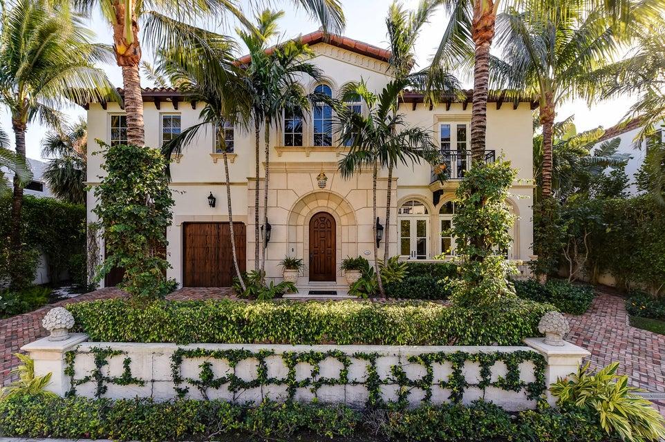 Single Family Home for Sale at 230 Atlantic Avenue 230 Atlantic Avenue Palm Beach, Florida 33480 United States