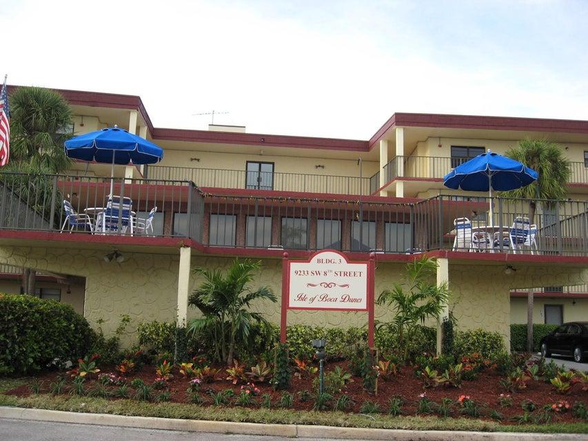 Condominium for Rent at 9233 SW 8th Street # 110 9233 SW 8th Street # 110 Boca Raton, Florida 33428 United States