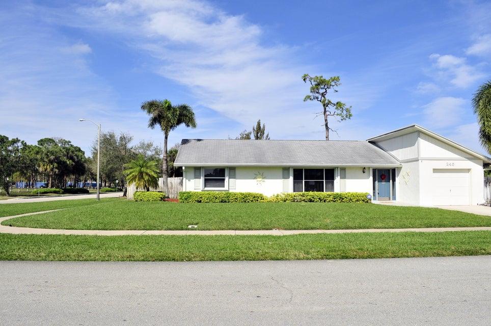 245 Bobwhite Drive  Royal Palm Beach, FL 33411