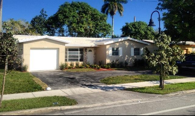 独户住宅 为 销售 在 1340 NW 56th Avenue 1340 NW 56th Avenue Lauderhill, 佛罗里达州 33313 美国