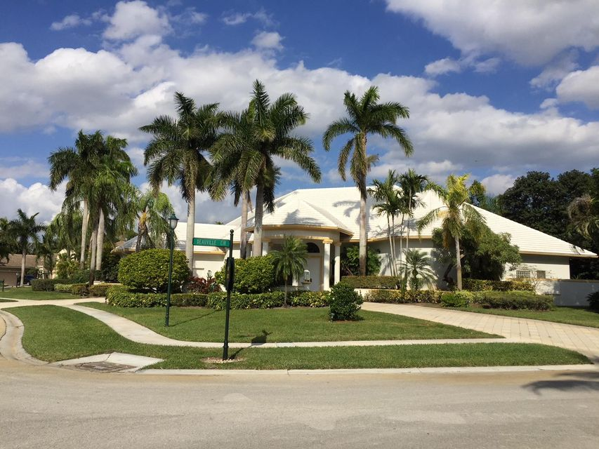 Single Family Home for Sale at 17770 Deauville Lane 17770 Deauville Lane Boca Raton, Florida 33496 United States