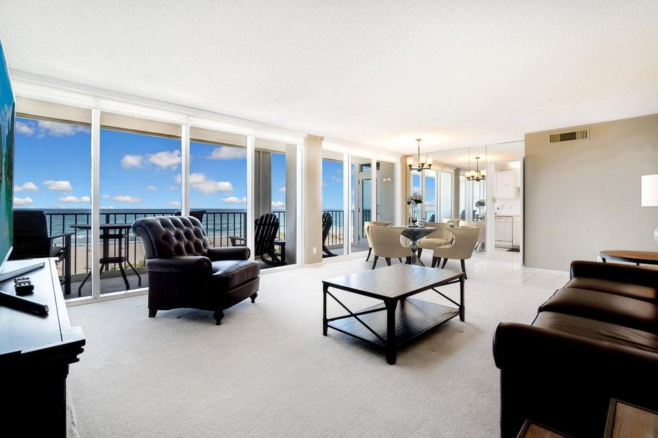 Home for sale in Ocean Towers Condominium Boca Raton Florida
