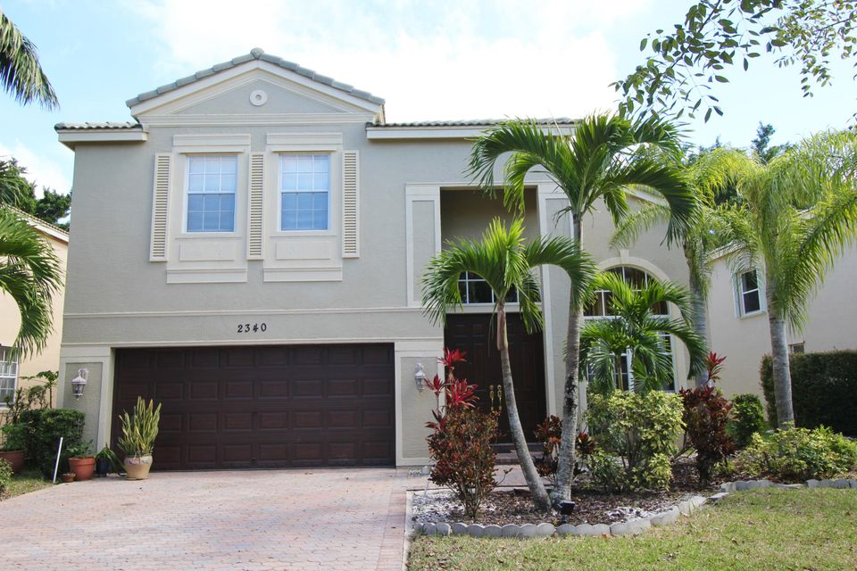2340 Waburton Terrace  Wellington, FL 33414