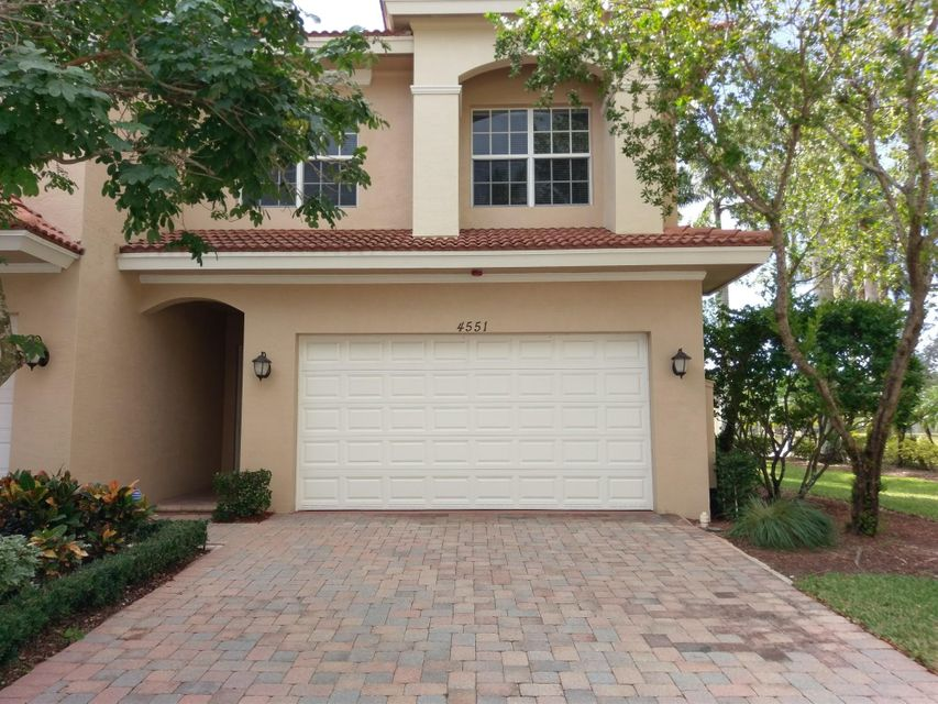 Townhouse for Rent at 4551 Artesa Way 4551 Artesa Way Palm Beach Gardens, Florida 33418 United States