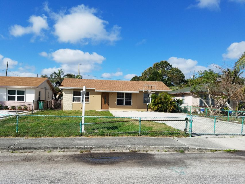 Home for sale in WESTWOOD ADDITION Lake Worth Florida