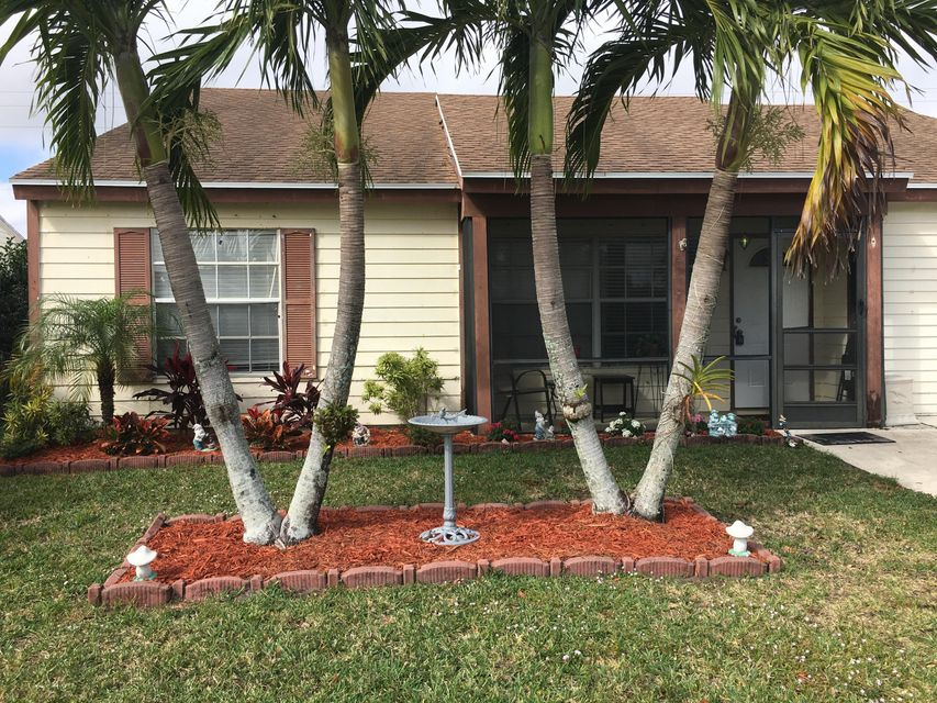Home for sale in Countrywood Plt No4 Lake Worth Florida