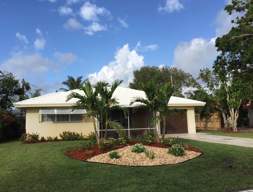 Home for sale in Greynolds Highlands Lantana Florida