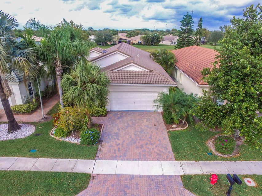 8978 Via Tuscany Drive  is listed as MLS Listing RX-10397982