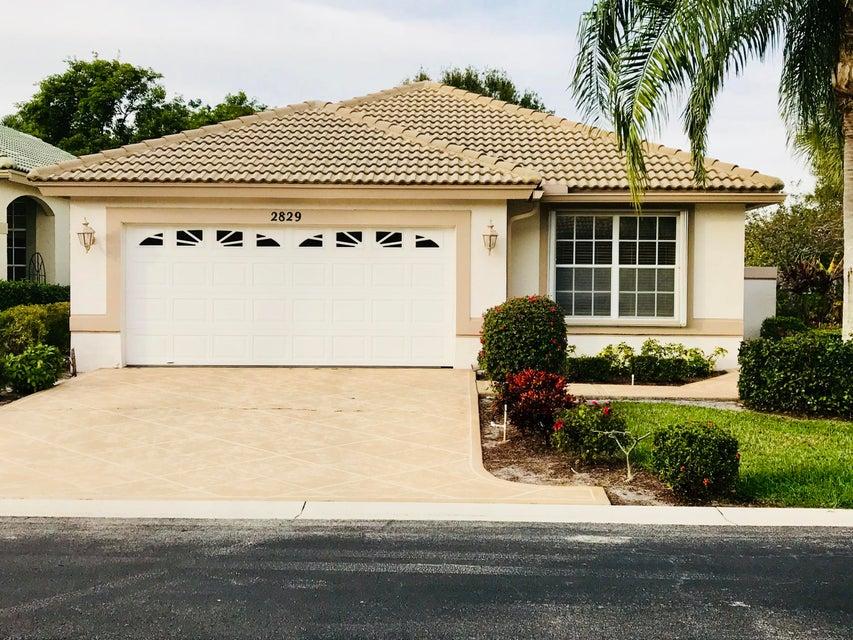 2829 Waters Edge Circle  West Palm Beach, FL 33413