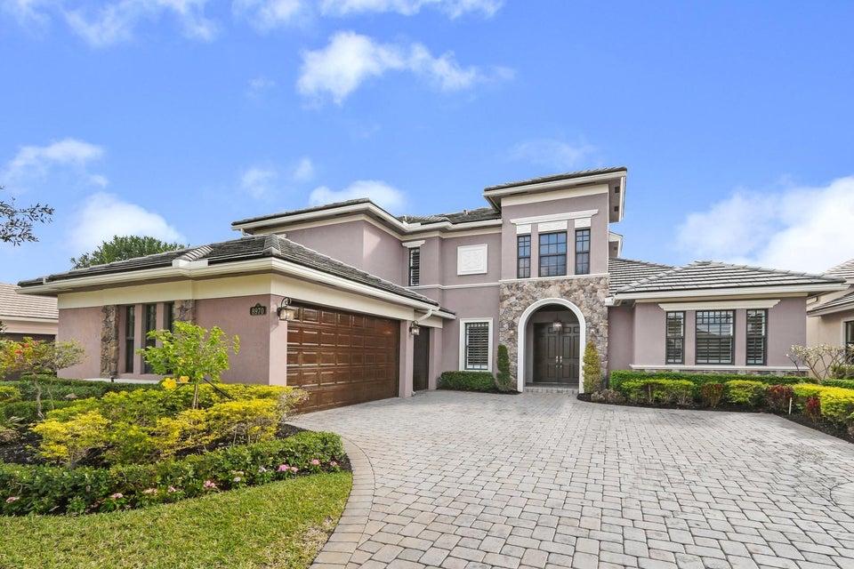 Single Family Home for Sale at 8970 Equus Circle 8970 Equus Circle Boynton Beach, Florida 33472 United States