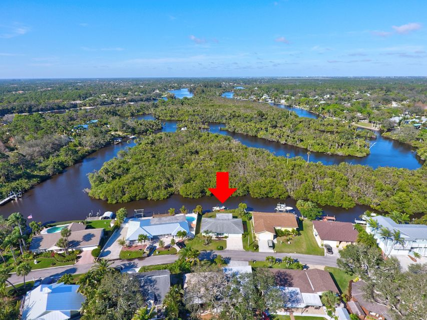 Single Family Home for Sale at 785 SW Salerno Road 785 SW Salerno Road Stuart, Florida 34997 United States