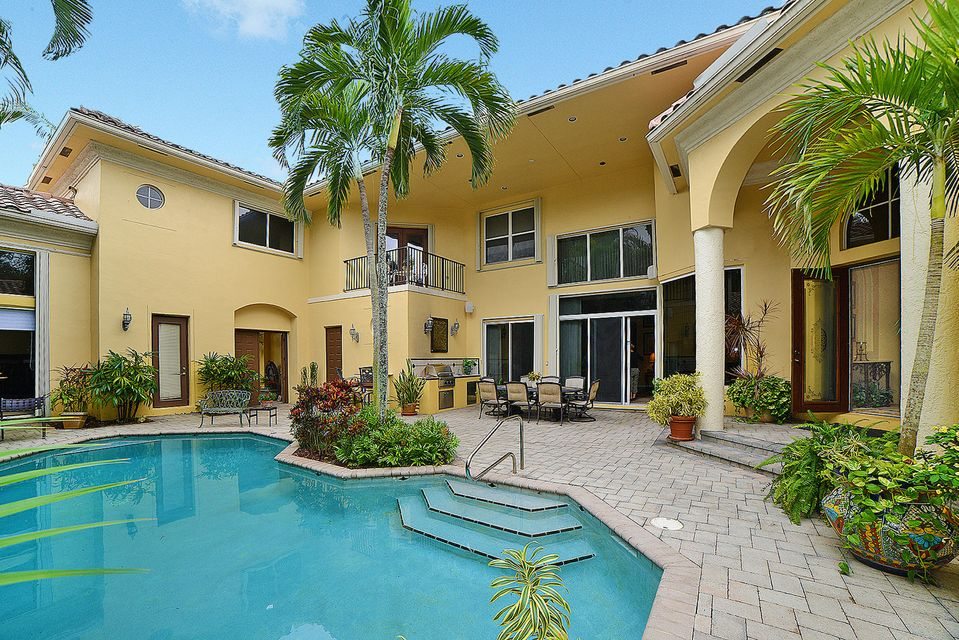 Single Family Home for Sale at 6021 Via Venetia 6021 Via Venetia Delray Beach, Florida 33484 United States