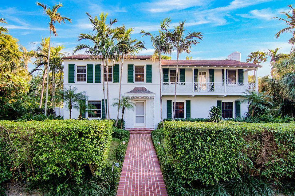 220  Jungle Road , Palm Beach FL 33480 is listed for sale as MLS Listing RX-10393782 photo #1