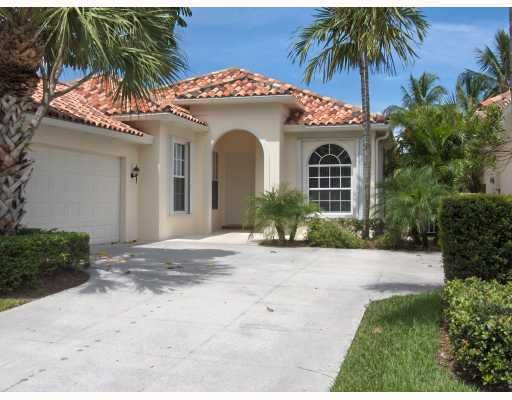 Single Family Home for Rent at 7317 Deer Point Lane 7317 Deer Point Lane West Palm Beach, Florida 33411 United States