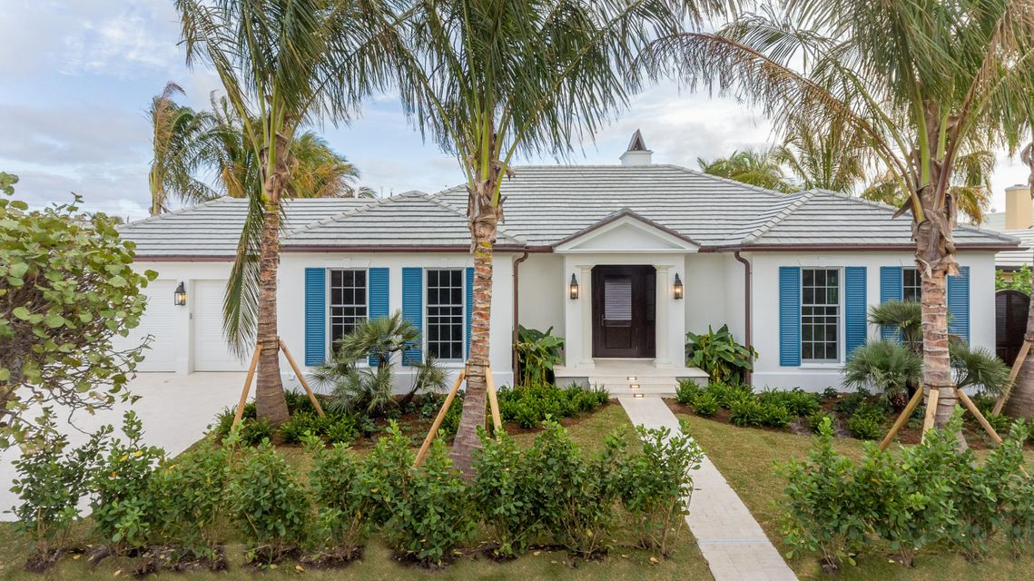 216  Sandpiper Drive , Palm Beach FL 33480 is listed for sale as MLS Listing RX-10404179 photo #1