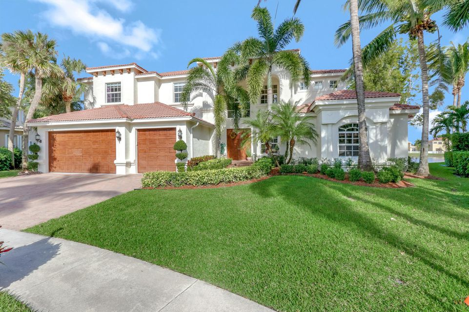 9879 Via Bernini  Lake Worth, FL 33467
