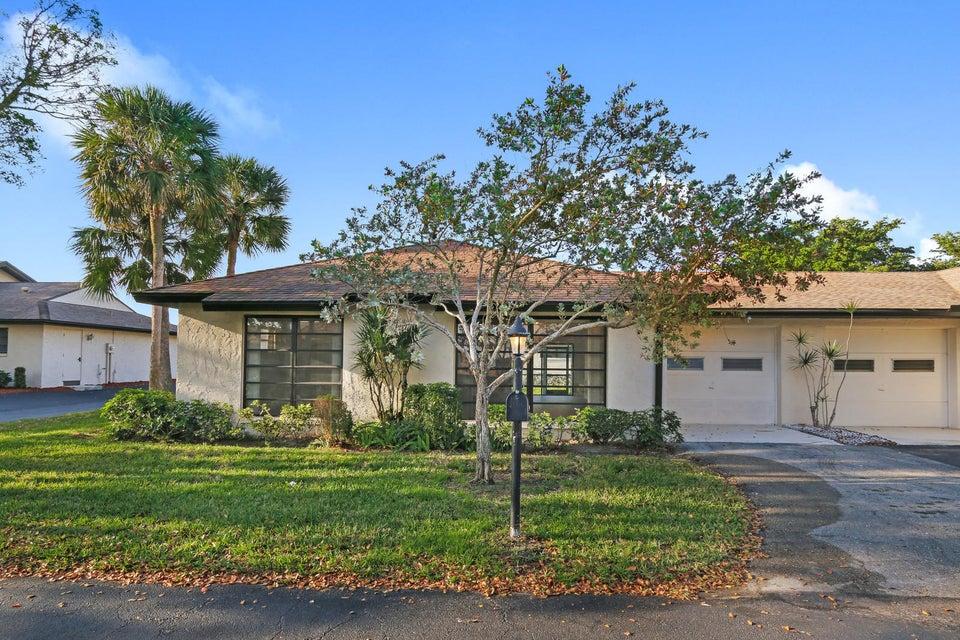 Villa for Sale at 4843 Greentree Lane # A 4843 Greentree Lane # A Boynton Beach, Florida 33436 United States
