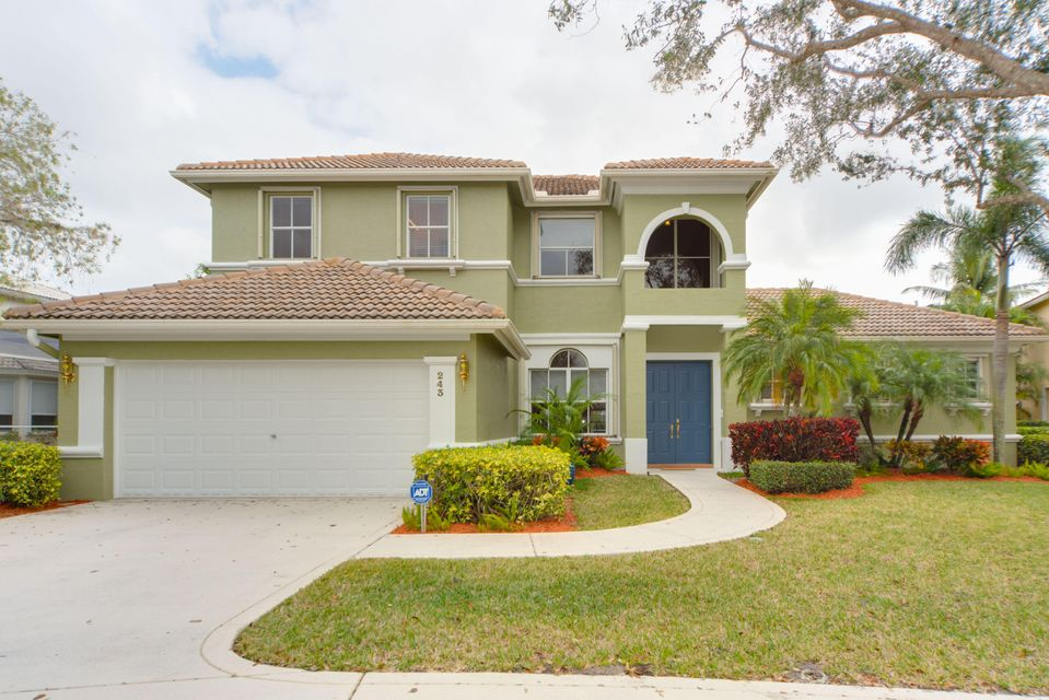 New Home for sale at 243 Spoonbill Lane in Jupiter