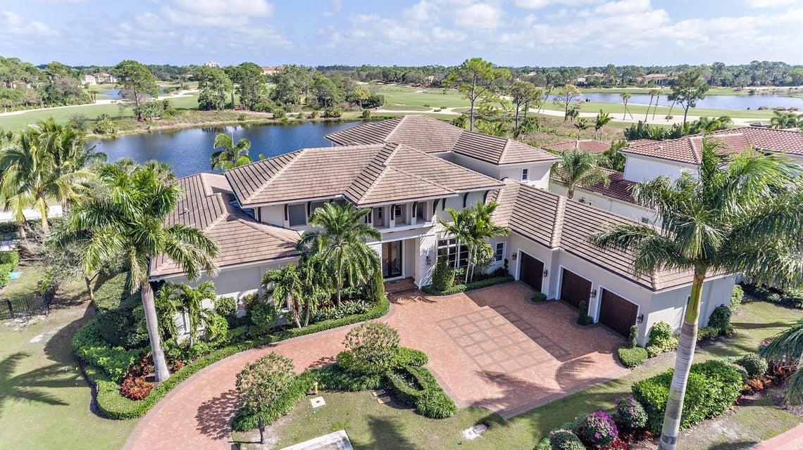 Частный односемейный дом для того Продажа на 11780 Calleta Court 11780 Calleta Court Palm Beach Gardens, Флорида 33418 Соединенные Штаты