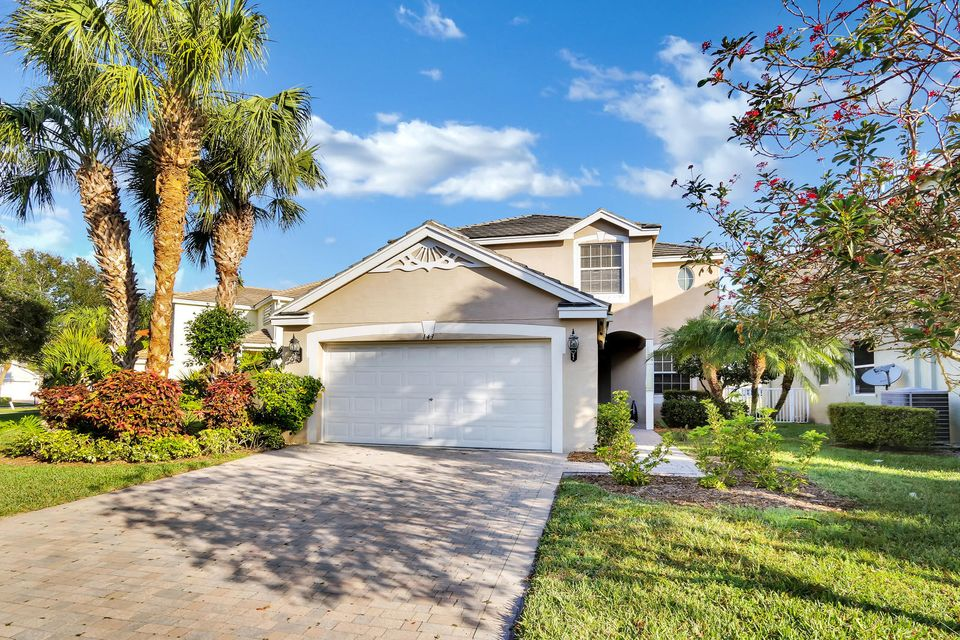 Single Family Home for Sale at 143 Canterbury Place 143 Canterbury Place Royal Palm Beach, Florida 33414 United States