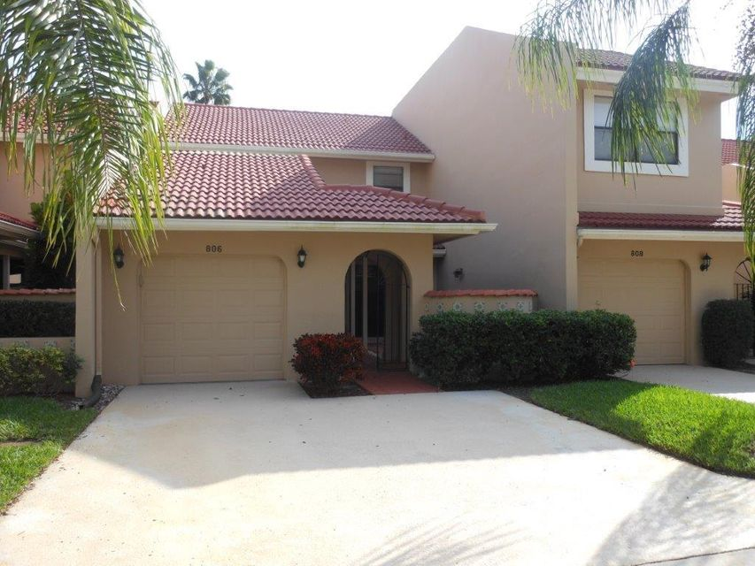 Townhouse for Rent at 806 Windermere Way 806 Windermere Way Palm Beach Gardens, Florida 33418 United States