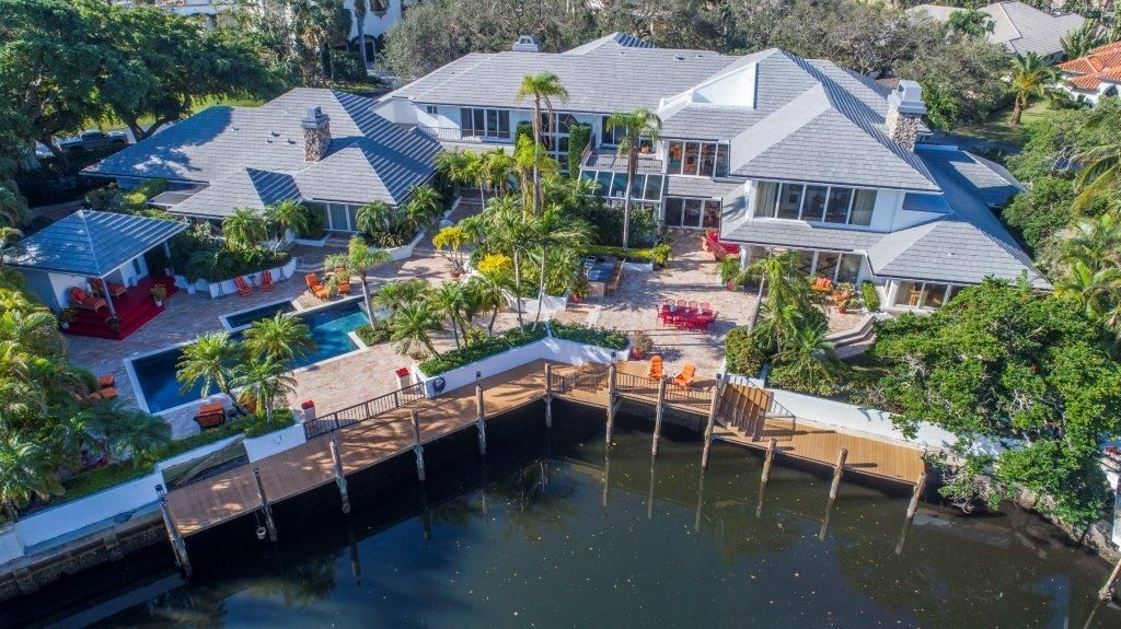 Single Family Home for Sale at 4400 Sanctuary Lane 4400 Sanctuary Lane Boca Raton, Florida 33431 United States