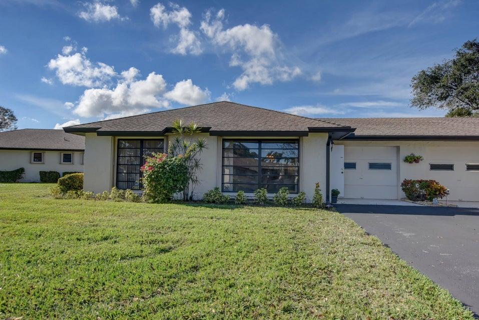 10105 Eaglewood Road, A - Boynton Beach, Florida