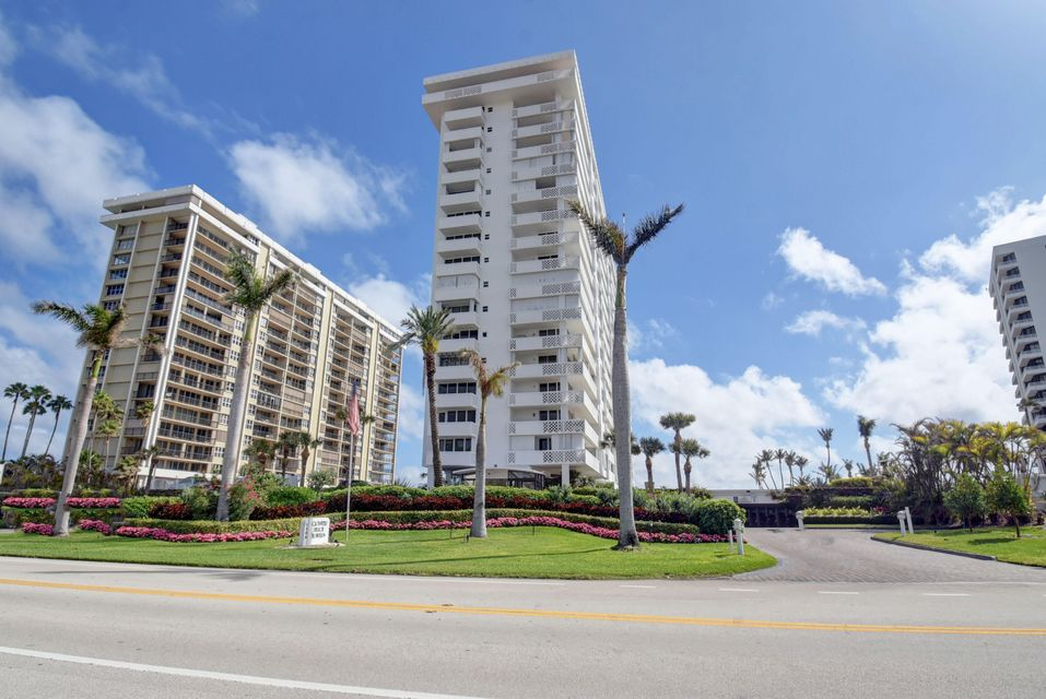 Condominium for Sale at 1200 S Ocean Boulevard # 3 H 1200 S Ocean Boulevard # 3 H Boca Raton, Florida 33432 United States