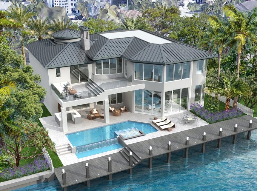 Single Family Home for Sale at 782 NE Harbour Drive 782 NE Harbour Drive Boca Raton, Florida 33431 United States
