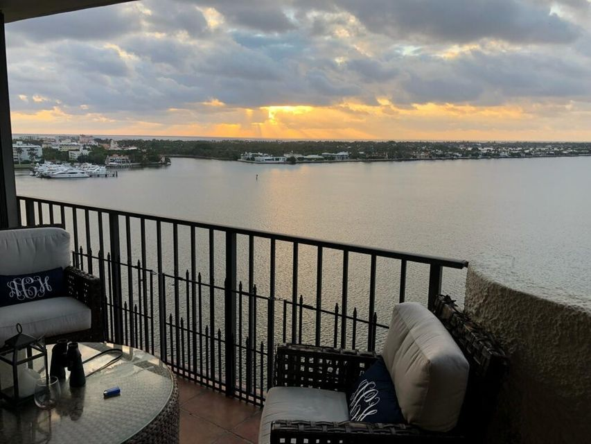 Condominium for Rent at 1200 S Flagler Drive # 1404 1200 S Flagler Drive # 1404 West Palm Beach, Florida 33401 United States
