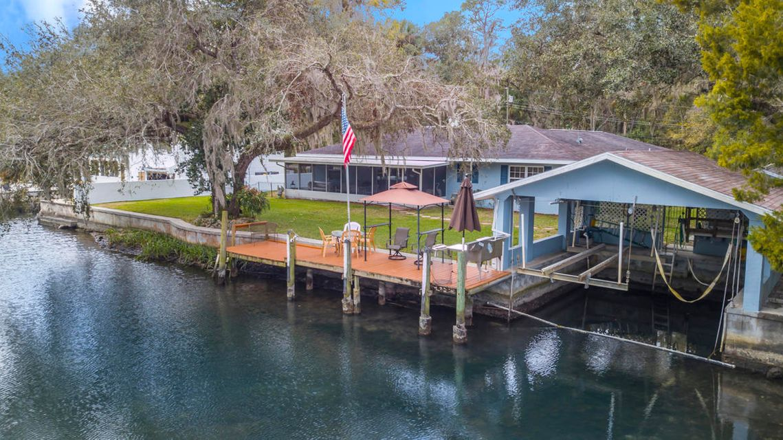 Single Family Home for Sale at 4415 S Purslane Drive 4415 S Purslane Drive Homosassa, Florida 34448 United States