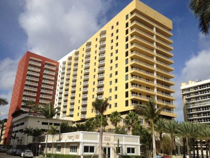 Condominium for Rent at 1551 N Flagler Drive # 1203 1551 N Flagler Drive # 1203 West Palm Beach, Florida 33401 United States