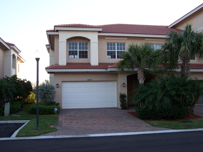 Condominium for Rent at 4517 Artesa Way 4517 Artesa Way Palm Beach Gardens, Florida 33418 United States