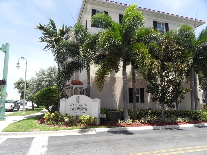 Home for sale in Courtyards Of Lake Worth Lake Worth Florida