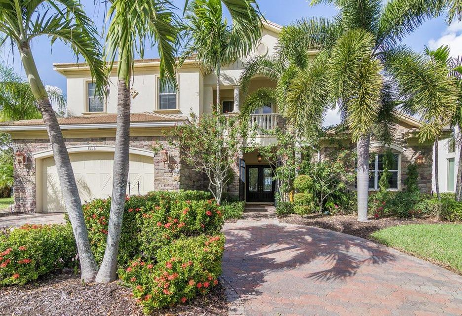 Single Family Home for Sale at 8216 Butler Greenwood Drive 8216 Butler Greenwood Drive Royal Palm Beach, Florida 33411 United States