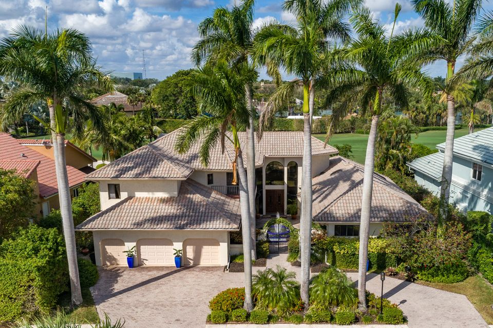 Single Family Home for Sale at 7339 Mandarin Drive 7339 Mandarin Drive Boca Raton, Florida 33433 United States