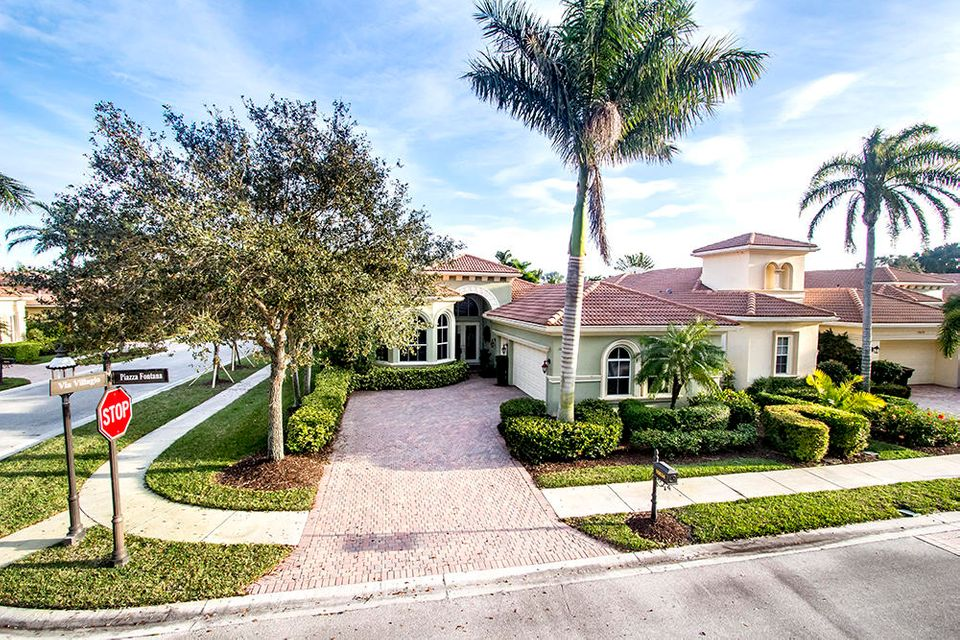 Home for sale in Ibis - Villagio West Palm Beach Florida