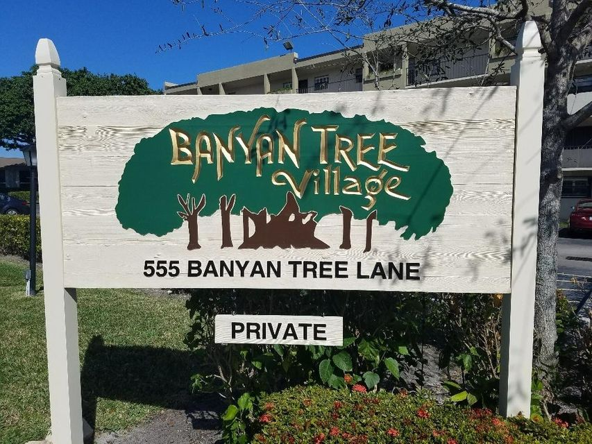 Condominium for Sale at 555 Banyan Tree Lane # 11 555 Banyan Tree Lane # 11 Delray Beach, Florida 33483 United States