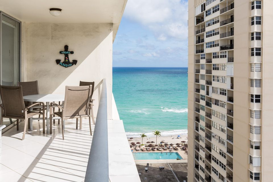 Condominium for Sale at 1880 S Ocean Drive # Ph1 1880 S Ocean Drive # Ph1 Hallandale Beach, Florida 33009 United States