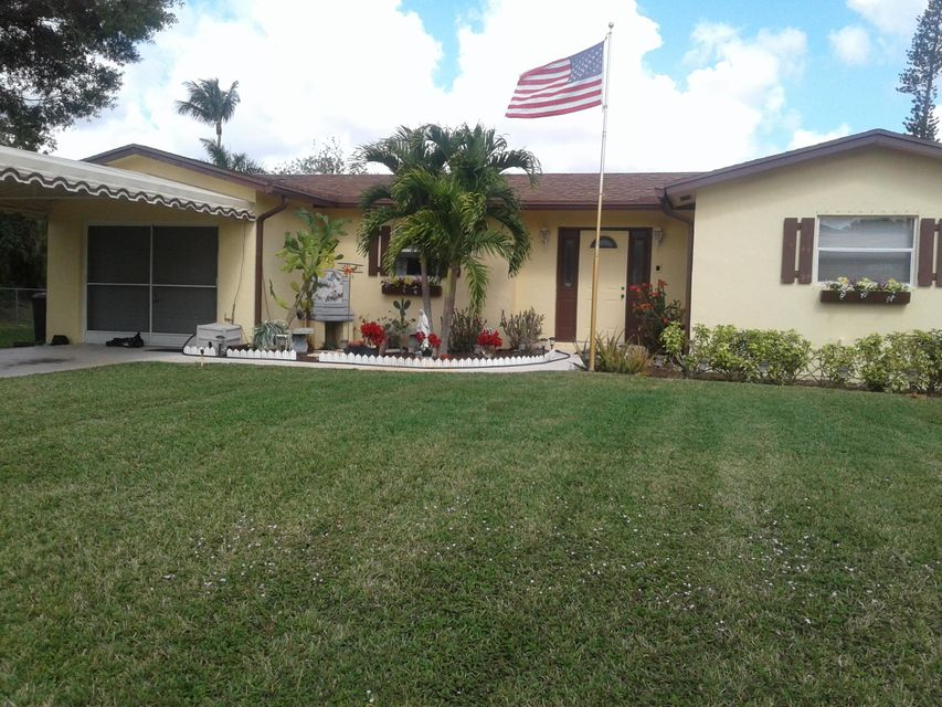 9239 Artist Place  Lake Worth, FL 33467
