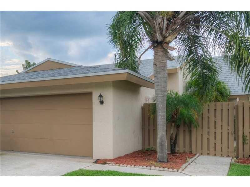 Single Family Home for Rent at 80 Baytree Circle 80 Baytree Circle Boynton Beach, Florida 33436 United States