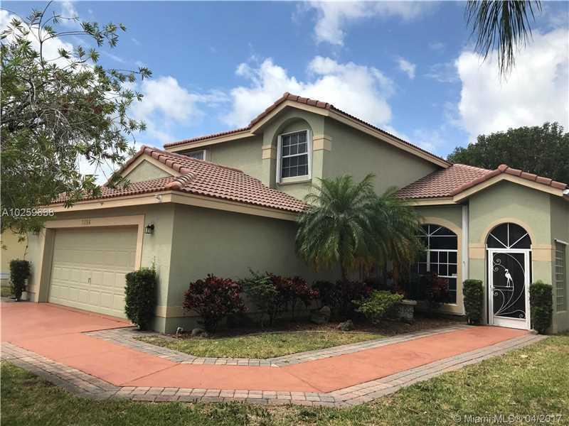 Single Family Home for Rent at 7354 Michigan Isle Road 7354 Michigan Isle Road Lake Worth, Florida 33467 United States