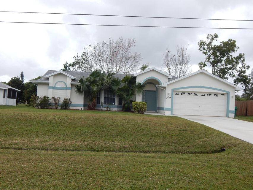 Single Family Home for Sale at Address Not Available Port St. Lucie, Florida 34984 United States