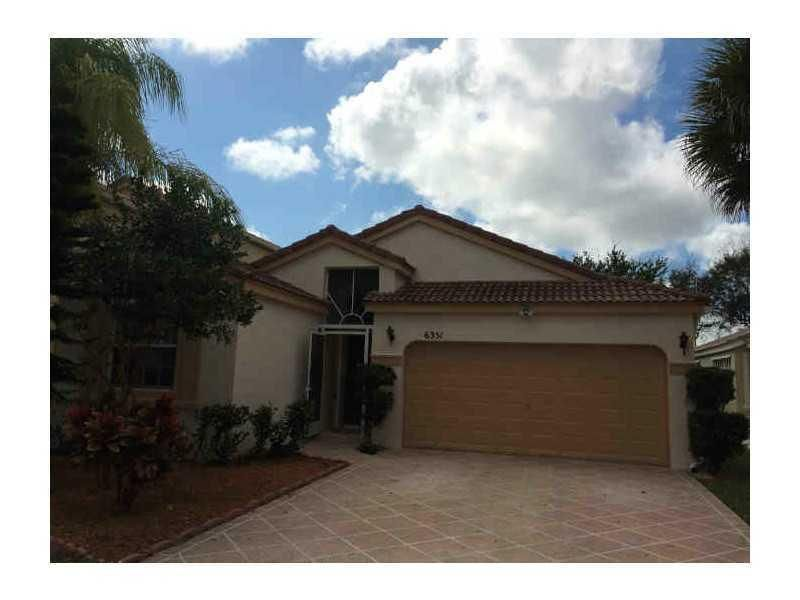 Single Family Home for Rent at 6351 Branchwood Drive 6351 Branchwood Drive Lake Worth, Florida 33467 United States