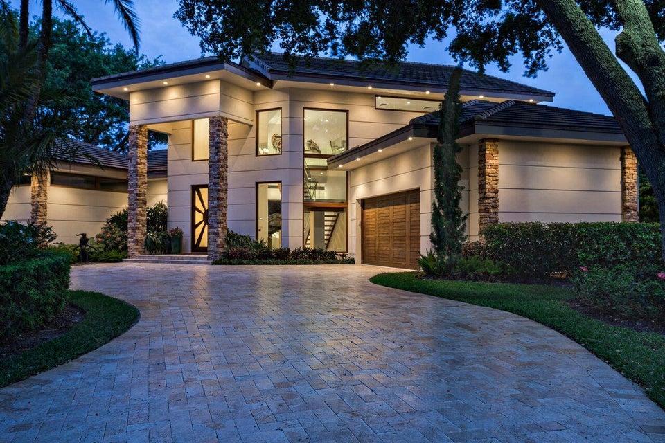 Casa Unifamiliar por un Venta en 18163 SE Ridgeview Drive 18163 SE Ridgeview Drive Tequesta, Florida 33469 Estados Unidos