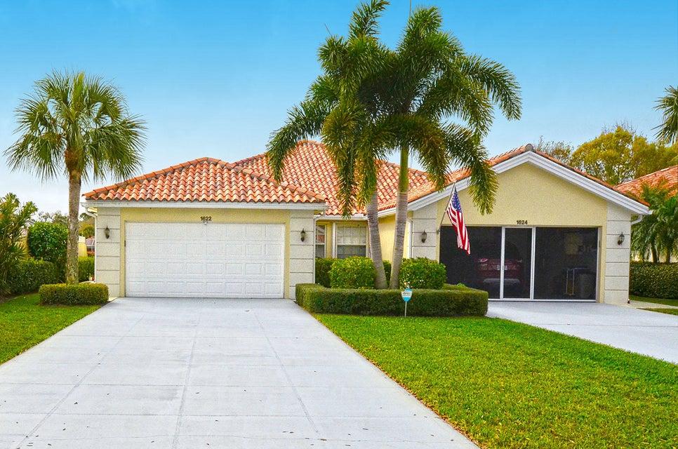 别墅 为 销售 在 1622 SW Pineland Way 1622 SW Pineland Way Palm City, 佛罗里达州 34990 美国
